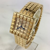 Chopard Ice Cube Geelgoud 25mm