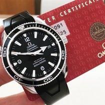 Omega Seamaster Planet Ocean 42mm Completo