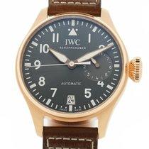 IWC IW5009-17 Rose gold Big Pilot 46mm new