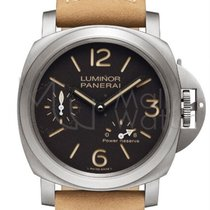 Panerai Luminor Steel 44mm Black