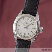 Rolex Oyster Perpetual 26 Gold/Stahl 25mm Silber Deutschland, Chemnitz