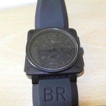 Bell & Ross BR 01-94 Chronographe nouveau 2009 Remontage automatique Chronographe Montre avec coffret d'origine et papiers d'origine BR01-94