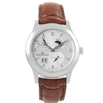 Jaeger-LeCoultre Master Eight Days Otel 40mm Argint