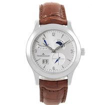 Jaeger-LeCoultre Master Eight Days Zeljezo 40mm Srebro