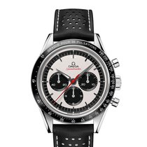 Omega 311.32.40.30.02.001 Stahl 2018 Speedmaster Professional Moonwatch 39.7mm neu