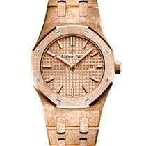 Audemars Piguet Rose gold 33mm Quartz 67653OR.GG.1263OR.02 new