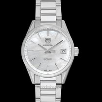 TAG Heuer Carrera Lady 36mm White