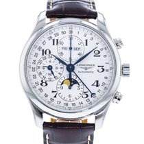 Longines Master Collection Steel 40mm Silver United States of America, Georgia, Atlanta