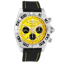 Breitling Chronomat 44 Steel 44mm Yellow Canada, Vancouver