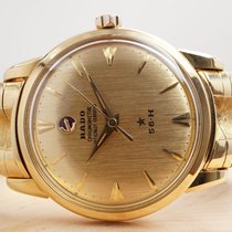 Rado 56-H Very good Yellow gold 35mm Automatic