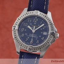 Breitling A64350 Steel 2000 Colt 38mm pre-owned