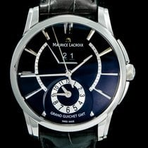 Maurice Lacroix Pontos PT6098-SS001-330 2012 pre-owned