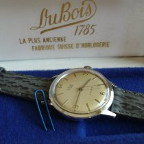 DuBois 1785 Steel 32mm Manual winding 3-6694 pre-owned