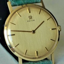 Revue Thommen Yellow gold 33mm Manual winding pre-owned