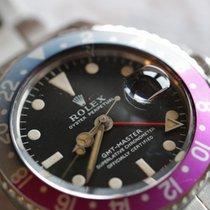 Rolex GMT-Master 1675 Sehr gut Stahl 40mm Automatik
