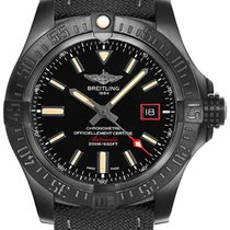 Breitling Avenger Blackbird 44 V1731110-BD74-109W neu