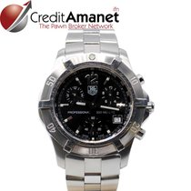 TAG Heuer 2000 Steel 40mm Black