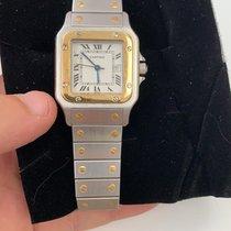 Cartier Santos Galbée 1999 pre-owned