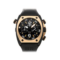 Bell & Ross BR 02 Steel 44mm Black Arabic numerals United States of America, Pennsylvania, Bala Cynwyd