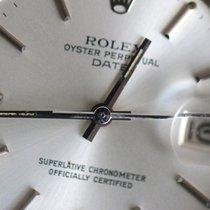 Rolex Oyster Perpetual Date Acier 34mm Argent Sans chiffres France, Thonon les bains