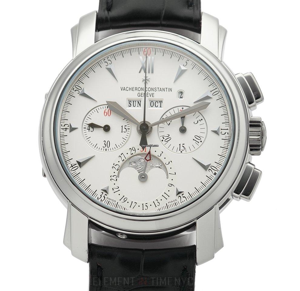 Vacheron constantin malte perpetual calendar chronograph for 63 475 for sale from a trusted for Vacheron constantin