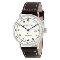 Hamilton Men's H77715553 Khaki Navy Pioneer Watch