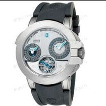 Harry Winston Project Z5 Tourbillon World Time - Zalium Case