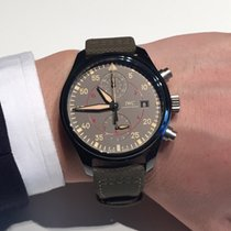 IWC Pilots Watch Chronograph Top Gun Miramar