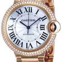 Cartier Ballon Bleu 36mm WE9005Z3 pre-owned