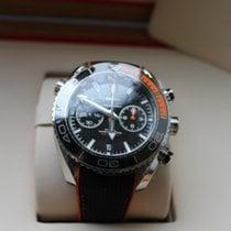 Omega 215.32.46.51.01.001 Acier 2021 Seamaster Planet Ocean Chronograph 45mm nouveau