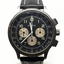 Eberhard & Co. AVIOGRAF CHRONO 40MM BLACK DIAL