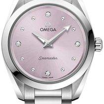 Omega Seamaster Aqua Terra Acier 28mm Violet
