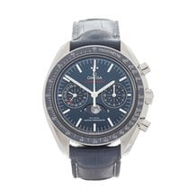 Omega Speedmaster Moonphase Chronograph Stainless Steel Gents...