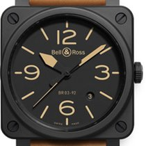 Bell & Ross Aviation BR 03-92 Heritage Ceramic