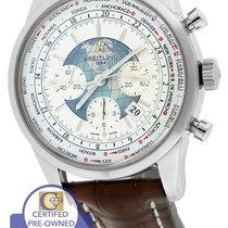 Breitling Transocean Chronograph Unitime AB0510U0/A732-757P Watch