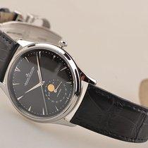 积家  (Jaeger-LeCoultre) Master Ultra Thin Moonphase Mens Watch