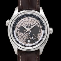Hamilton Jazzmaster GMT Auto Steel White United States of America, California, San Mateo