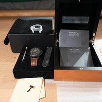 沛納海 Luminor 1950 3 Days GMT Automatic 二手 44mm 陶瓷