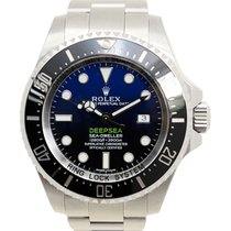 勞力士 Sea-dweller Stainless Steel Blue Automatic 116660BL