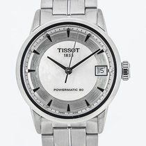 Tissot Luxury Automatic Acero 33mm Plata