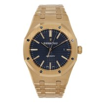 Audemars Piguet Royal Oak 41mm Rose Gold Boutique Exclusive...