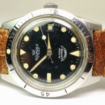 Squale 38mm Automatic 1960 pre-owned Black