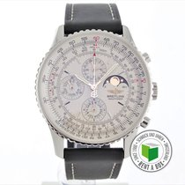 Breitling Montbrillant Olympus Stahl 43mm Keine Ziffern