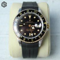 Rolex GMT-Master II occasion 40mm Or/Acier