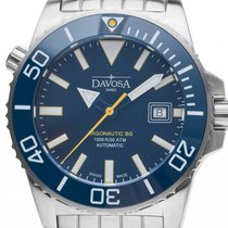 Davosa Argonautic Ceramic Steel 42mm Blue