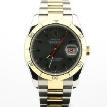 Rolex Datejust Turn-O-Graph Or/Acier 36mm