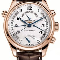 Longines Master Collection Rose gold 41mm Silver Arabic numerals United States of America, California, Moorpark