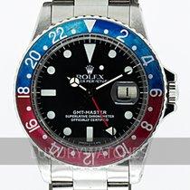 Rolex 1675 Stål 1967 GMT-Master 40mm begagnad Sverige, Stockholm