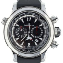 Jaeger-LeCoultre Master Compressor Extreme World Chronograph 150.8.22 Very good Steel 46.5mm Automatic United States of America, Illinois, BUFFALO GROVE