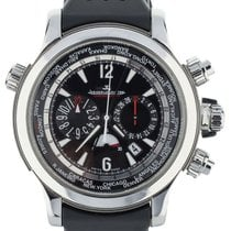 Jaeger-LeCoultre Master Compressor Extreme World Chronograph Steel 46.5mm Black United States of America, Illinois, BUFFALO GROVE